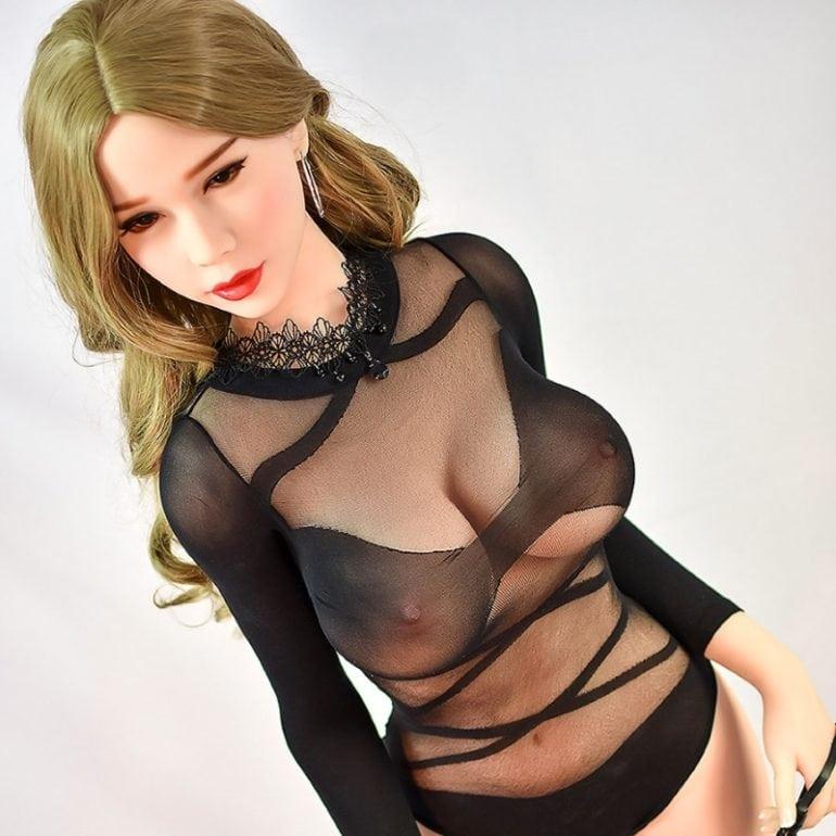 6YE Doll 165 cm F-Cup élethű szexbaba