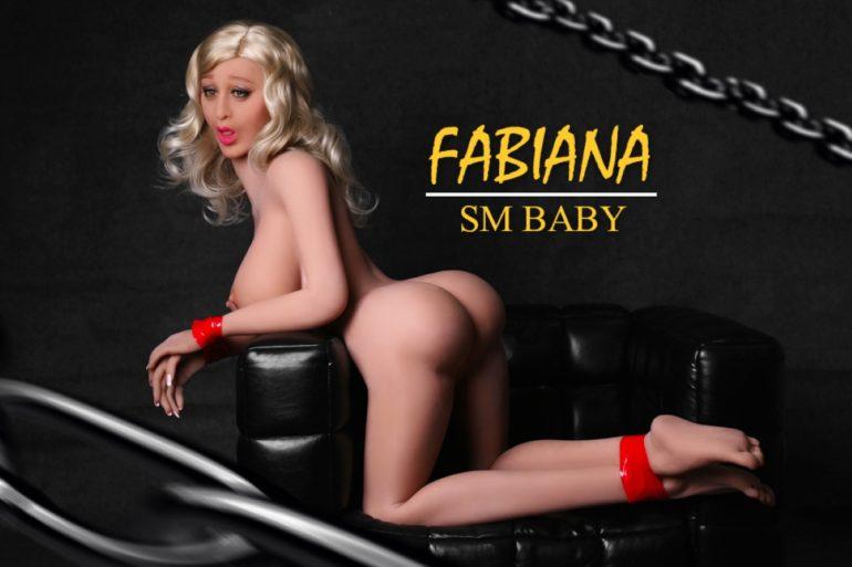 Fabiana élethű szexbaba