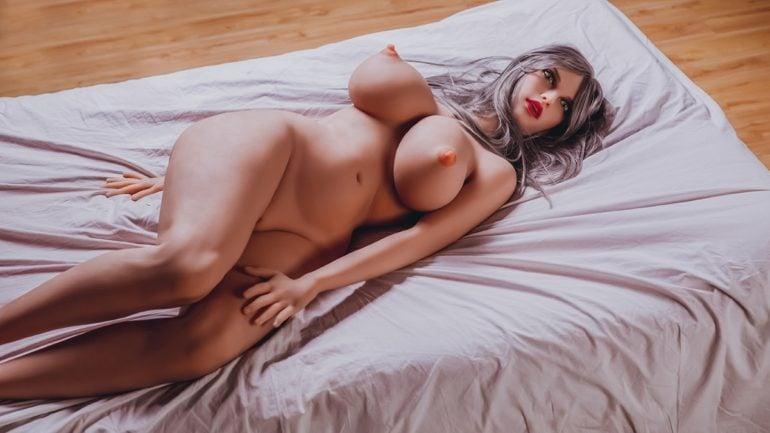 Joanna 160 cm élethű szexbaba