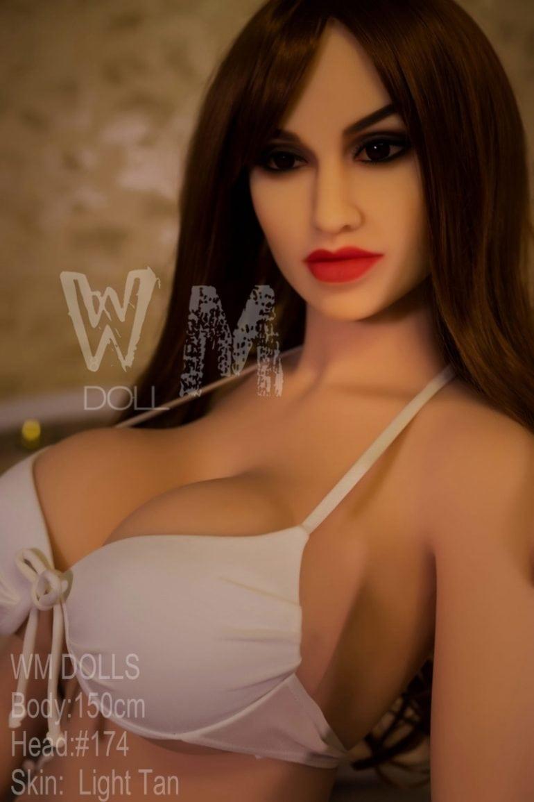 WM Doll G-Cup élethű szexbaba