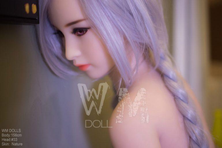 WM Doll 156 cm C-Cup élethű szexbaba