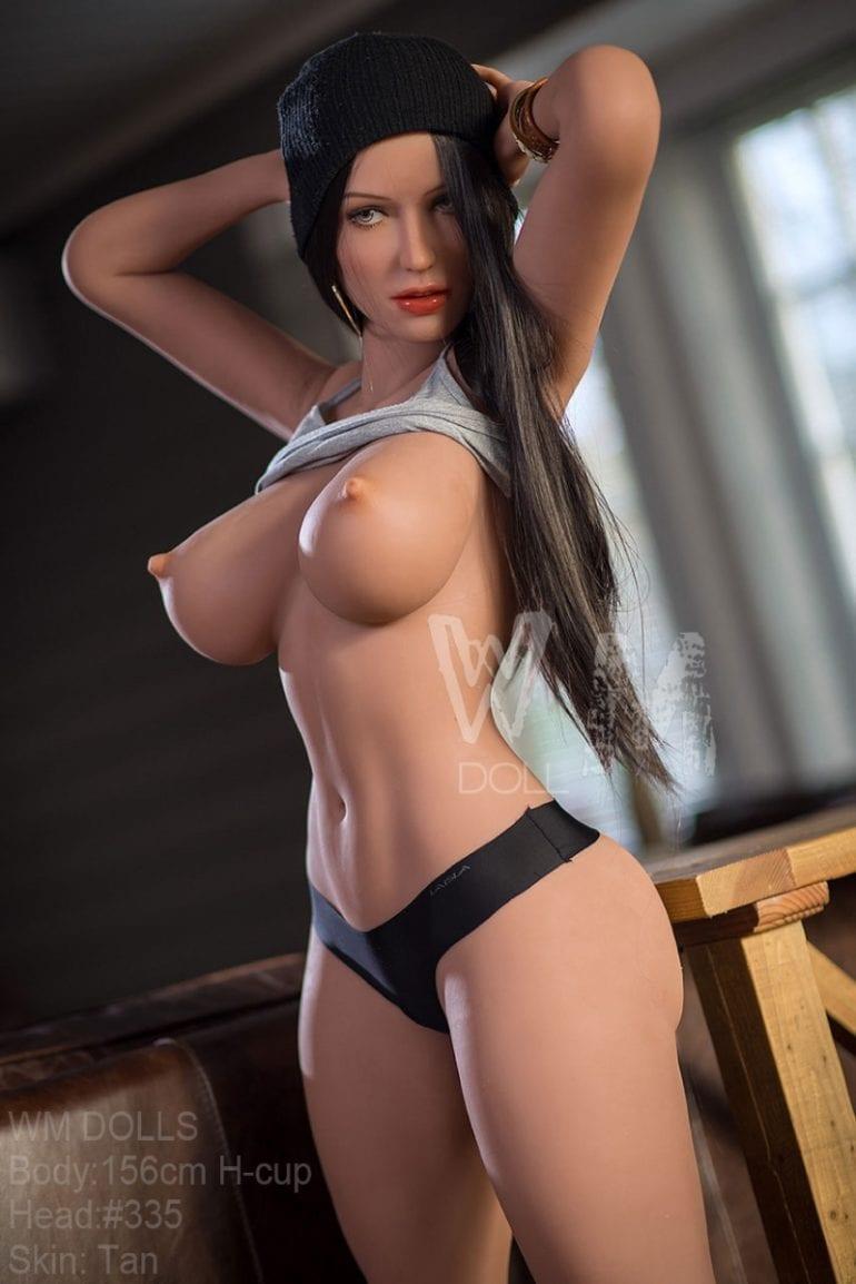 WM Doll 156cm H-Cup élethű szexbaba