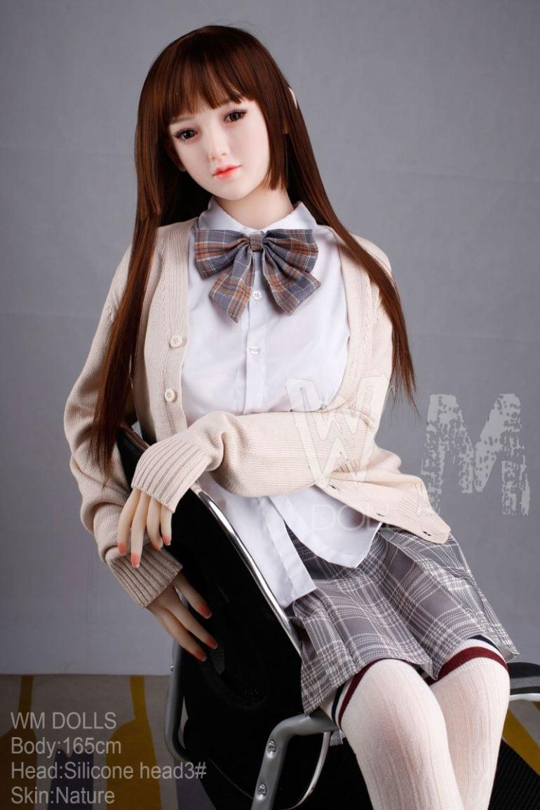 WM Doll 165 cm D-Cup élethű szexbaba