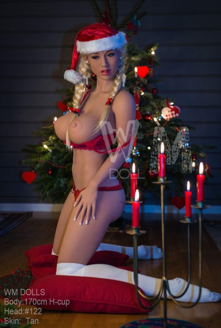 WM Doll 170 cm H-Cup élethű szexbaba