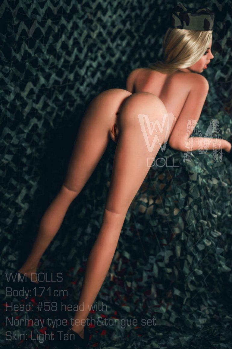 WM Doll 171 cm H-Cup élethű szexbaba
