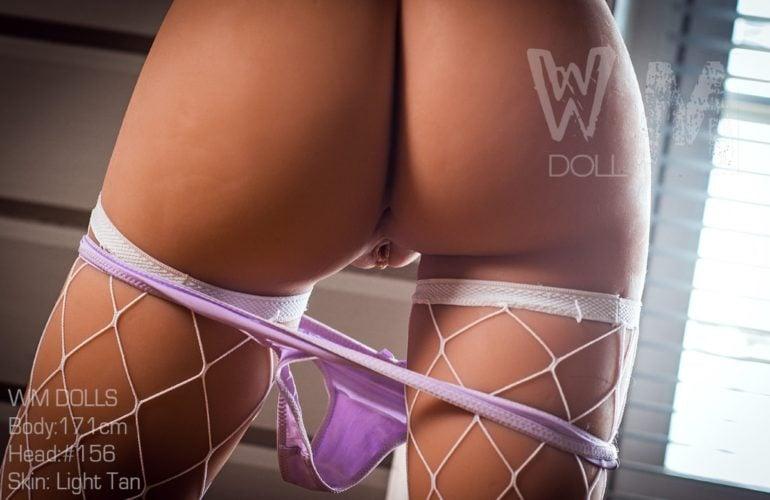 WM Doll 171 cm H-Cup 2 élethű szexbaba