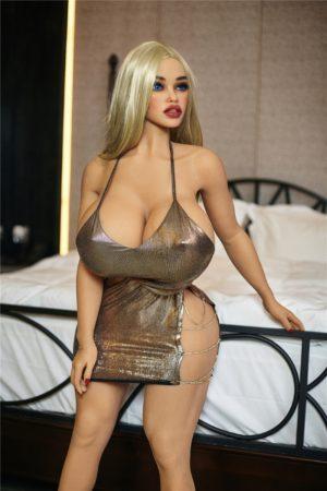 Irontech Doll 140 cm H-Cup 2 élethű szexbaba