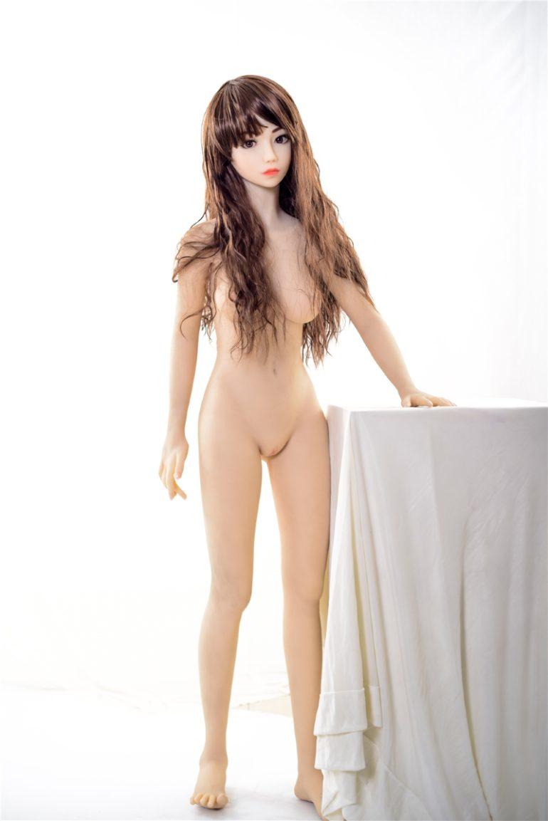 Irontech Doll 145 cm B-Cup 8 élethű szexbaba