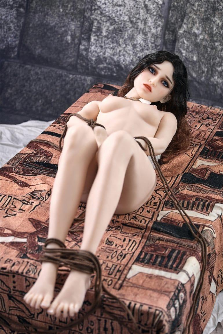 Irontech Doll 150 cm A-Cup élethű szexbaba