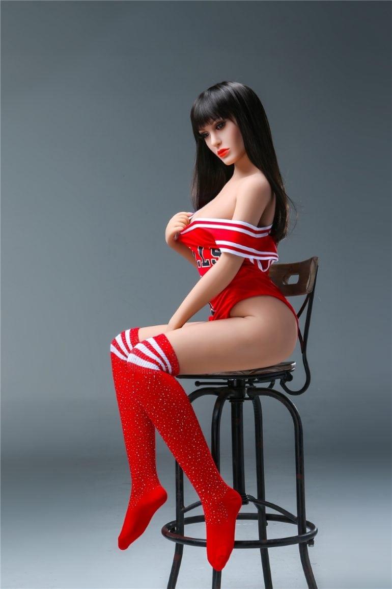 Irontech Doll 155 cm A-Cup 11 élethű szexbaba