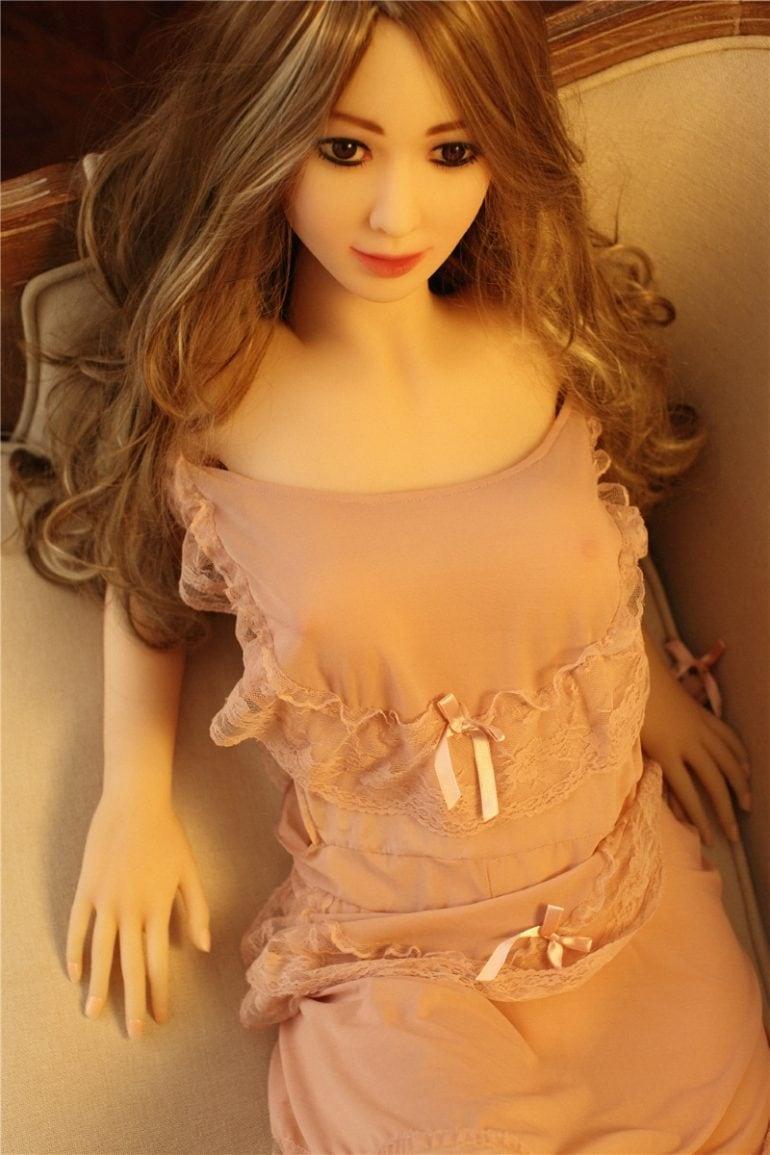 Irontech Doll 155 cm A-Cup 14 élethű szexbaba