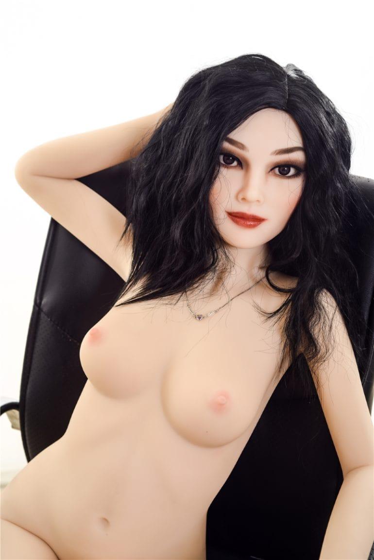 Irontech Doll 155 cm A-Cup 7 élethű szexbaba