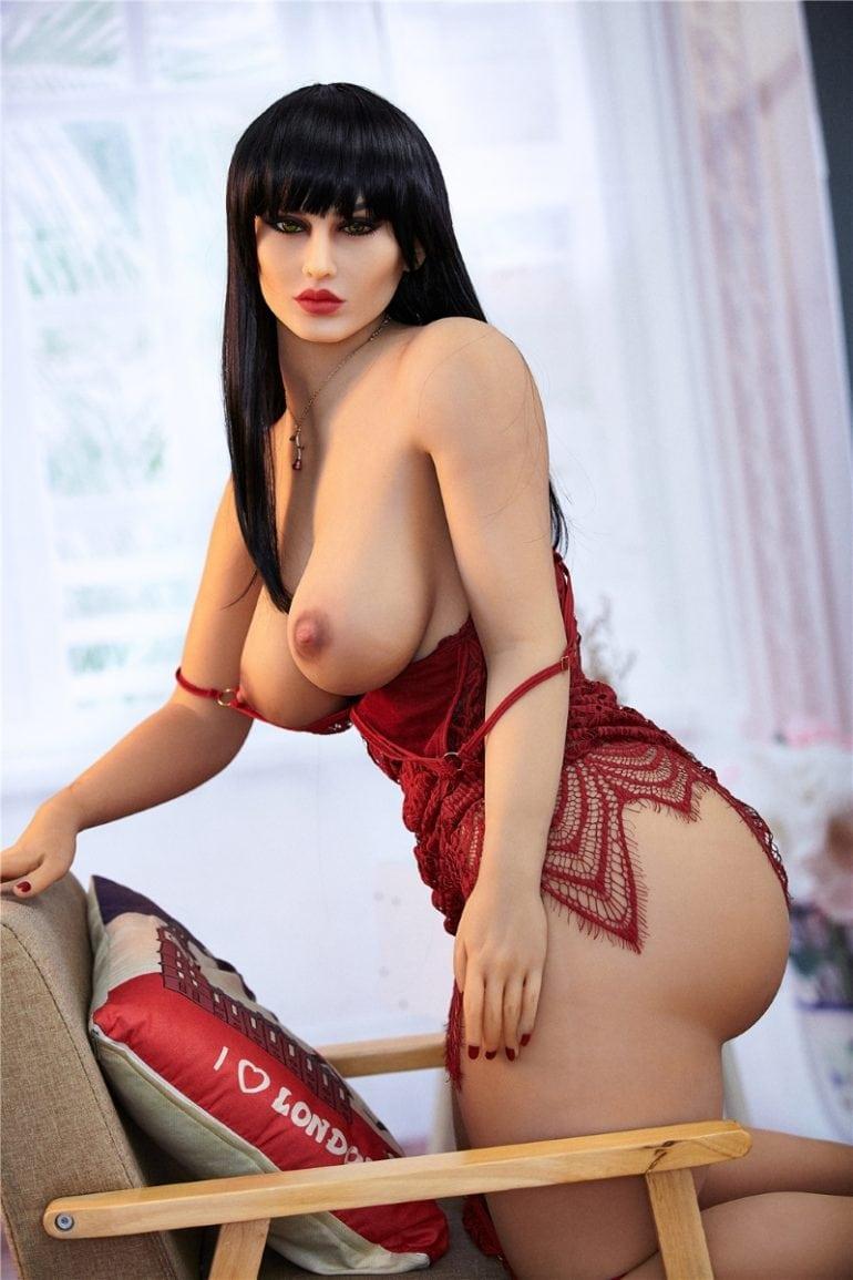 Irontech Doll 156 cm E-Cup 9 élethű szexbaba