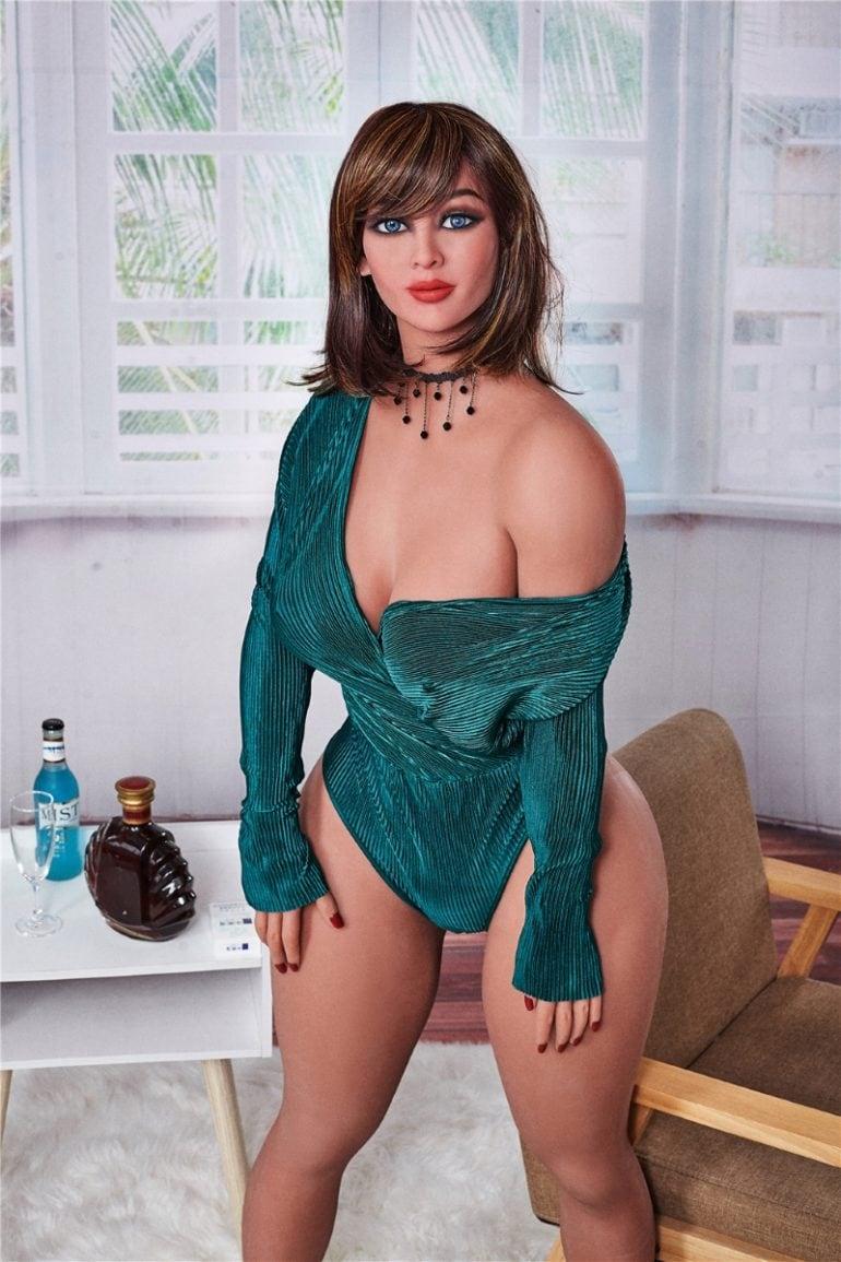 Irontech Doll 156 cm E-Cup élethű szexbaba