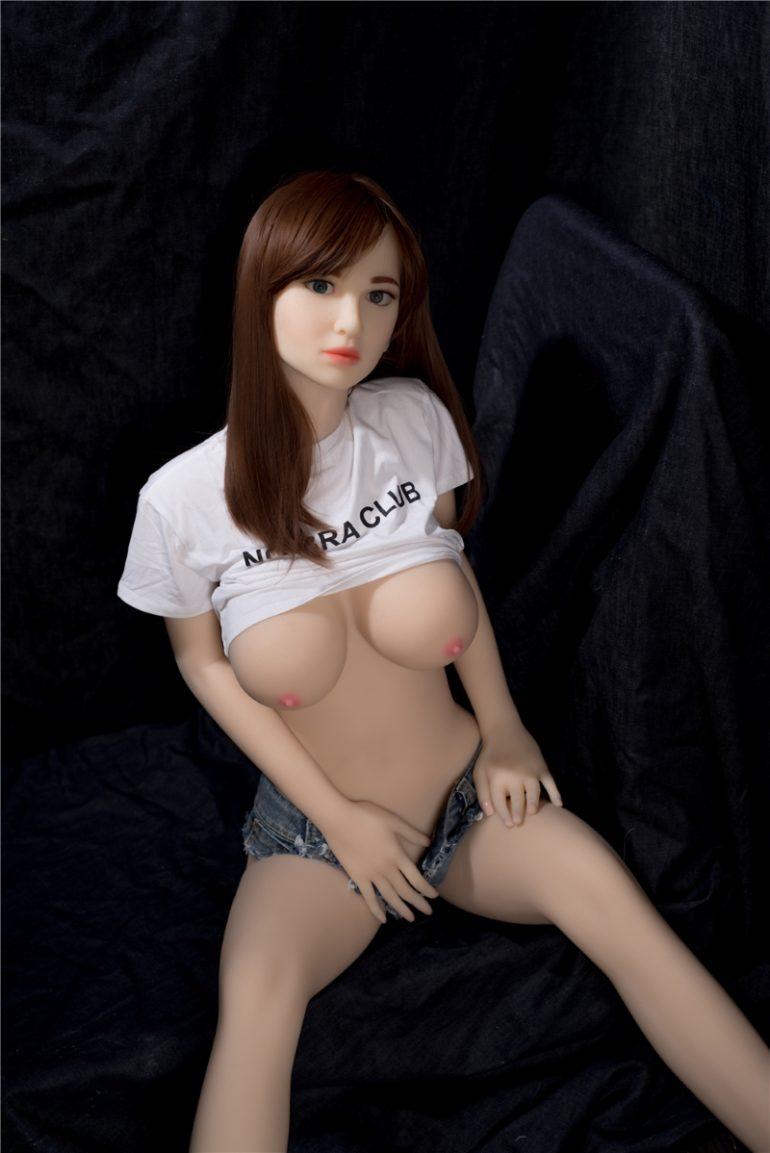 Irontech Doll 157 cm G-Cup 3 élethű szexbaba