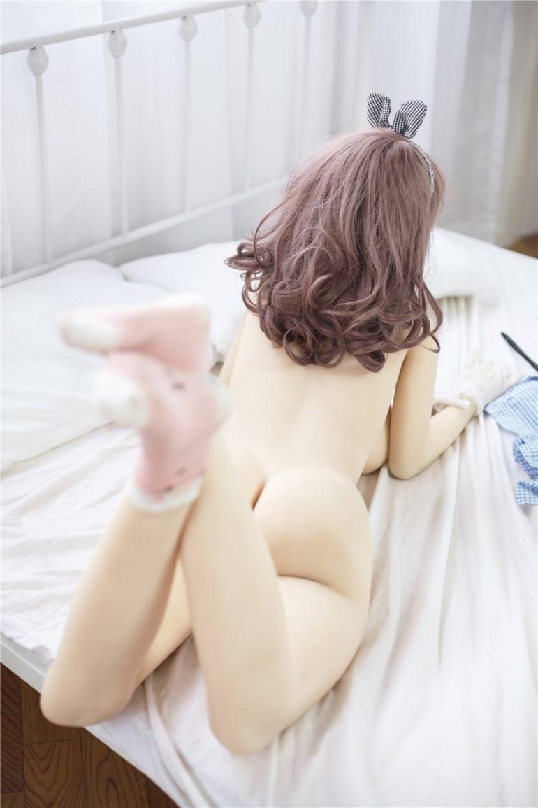 Irontech Doll 157 cm G-Cup 5 élethű szexbaba