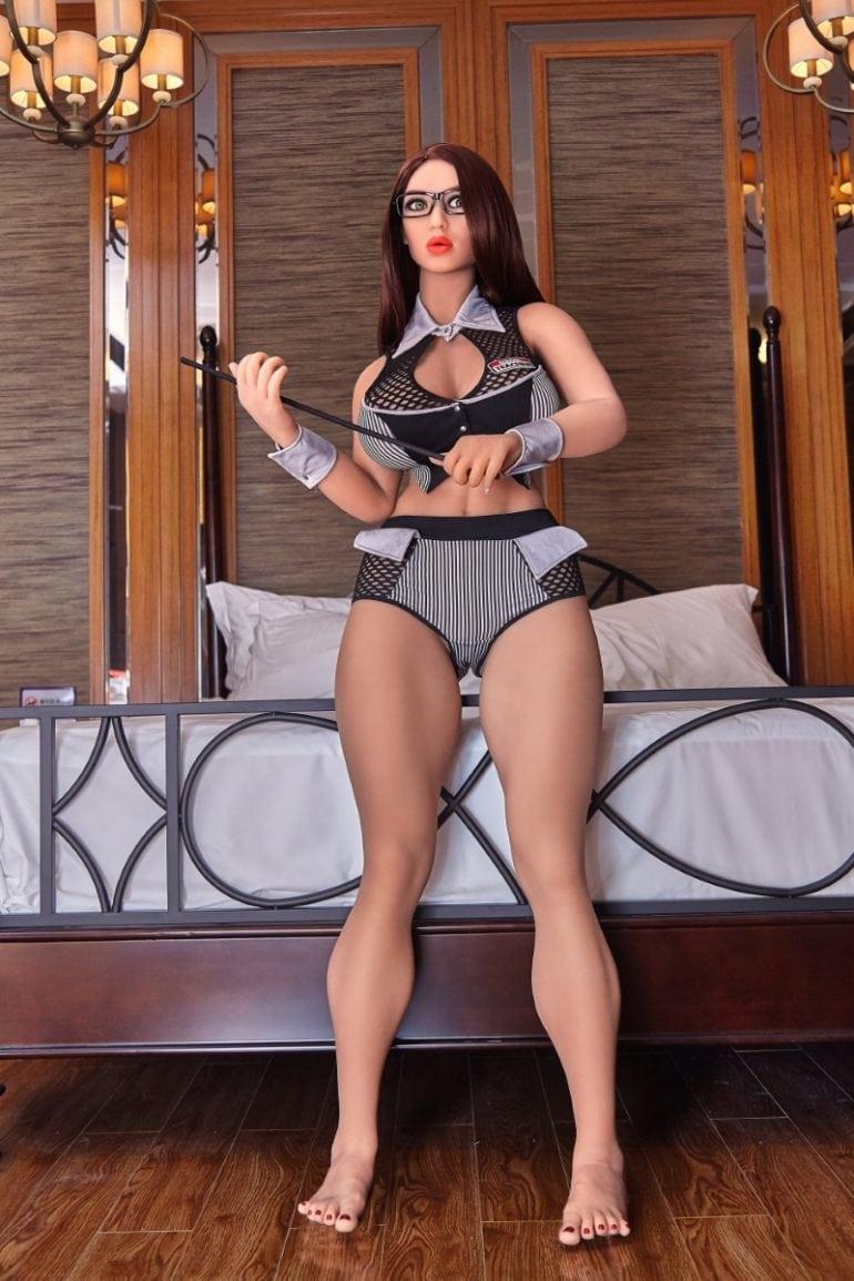 Irontech Doll 158 cm H-Cup 2 élethű szexbaba