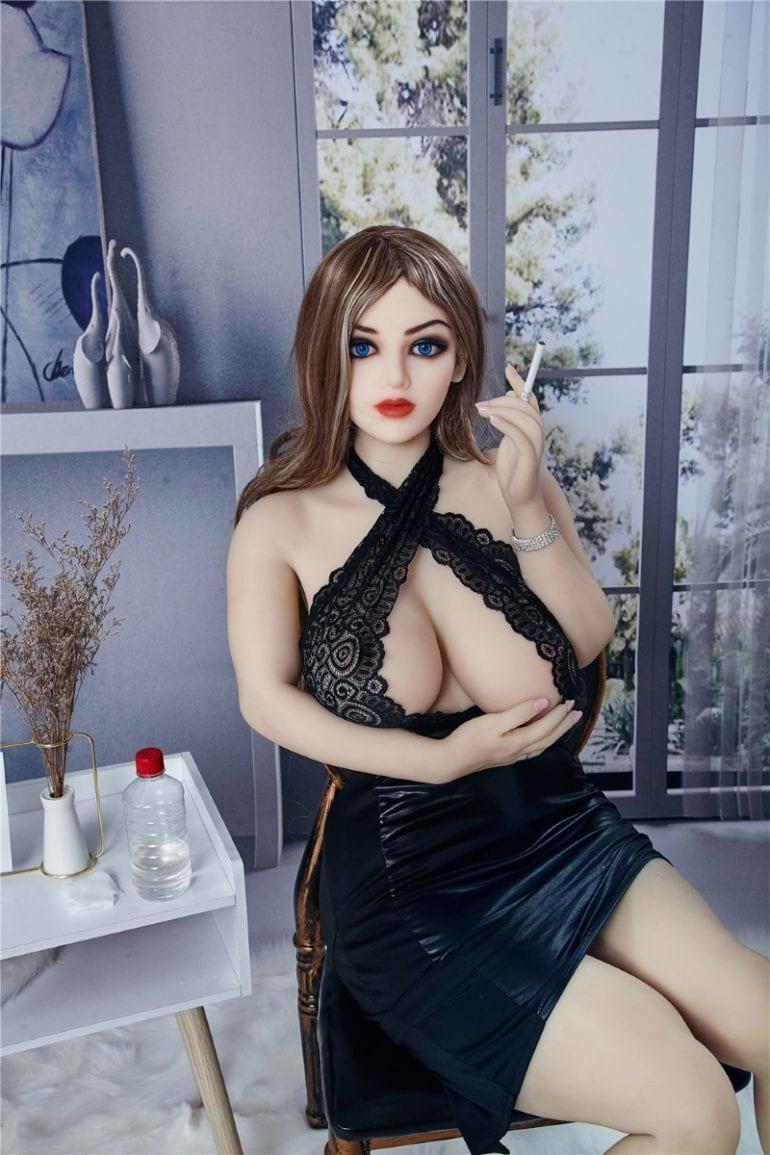 Irontech Doll 158 cm H-Cup 3 élethű szexbaba