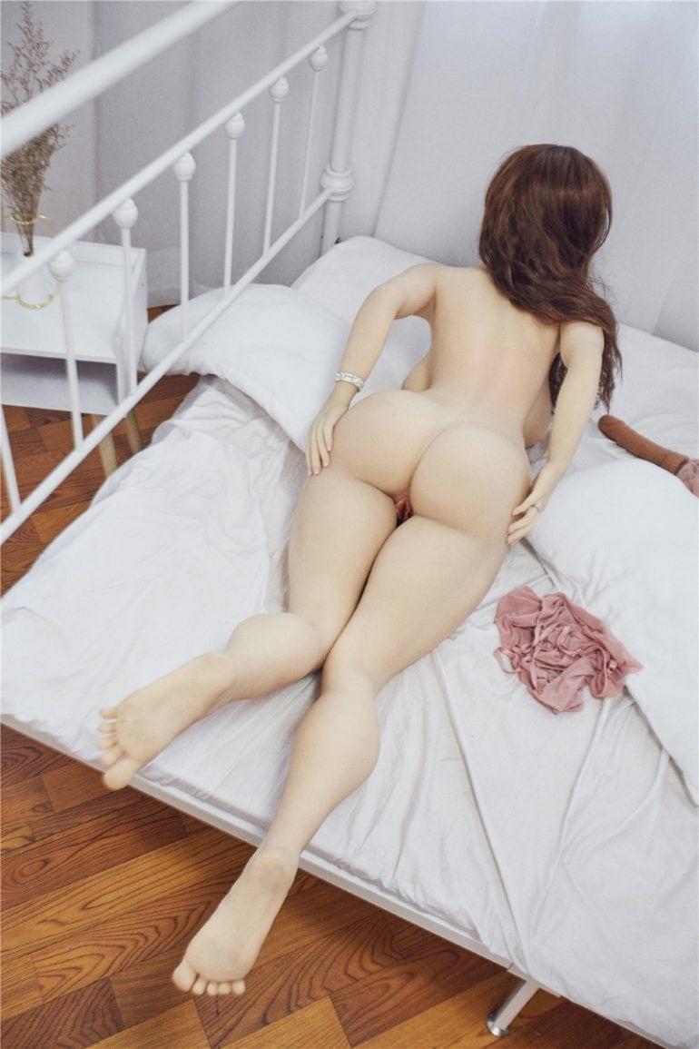 Irontech Doll 158 cm H-Cup 5 élethű szexbaba