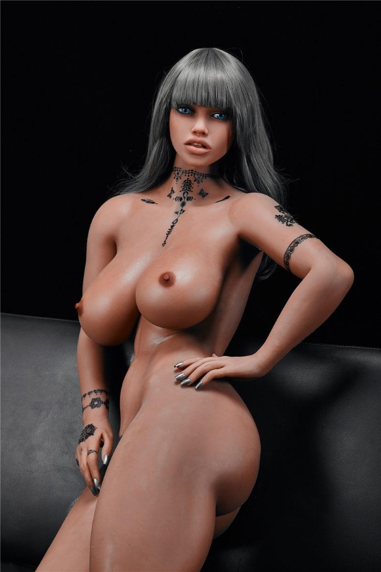 Irontech Doll 158 cm H-Cup 7 élethű szexbaba