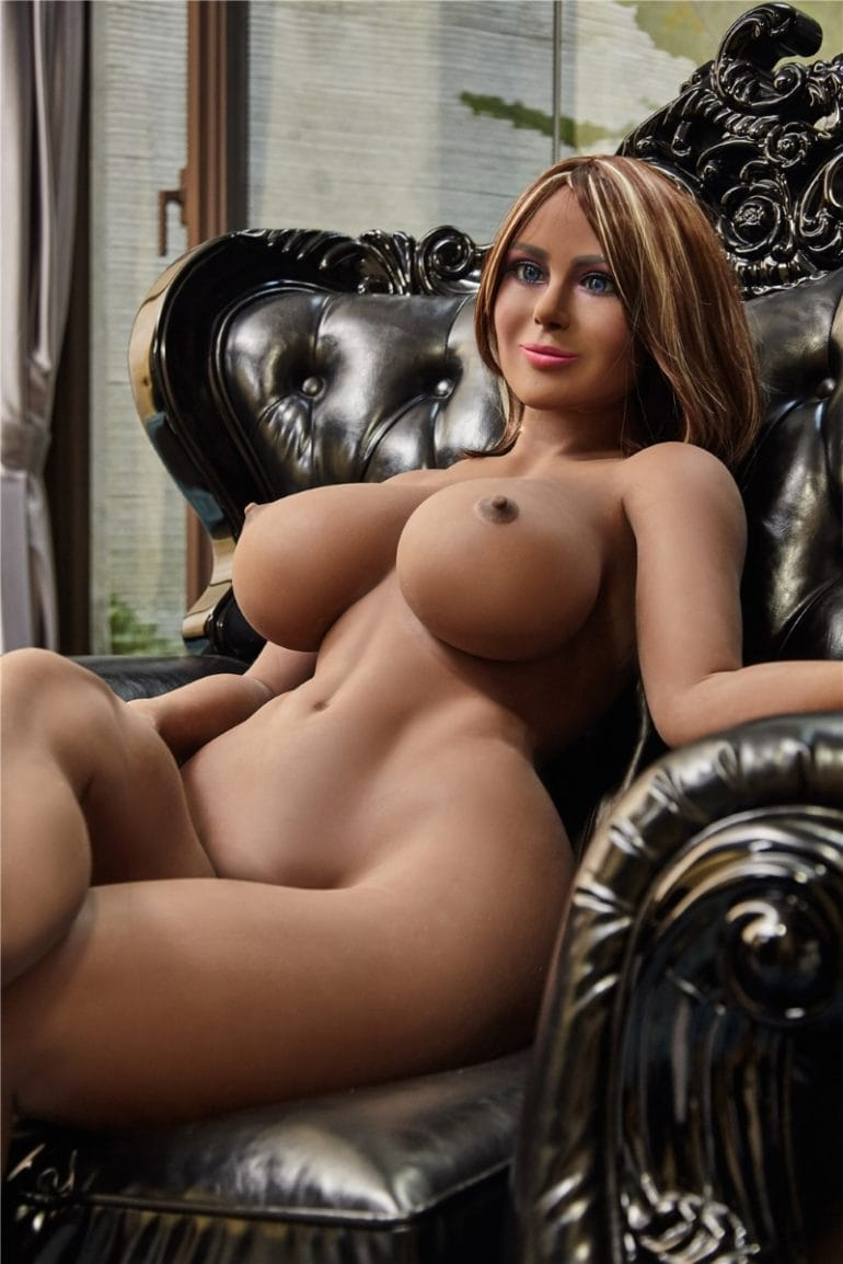 Irontech Doll 158 cm H-Cup 8 élethű szexbaba