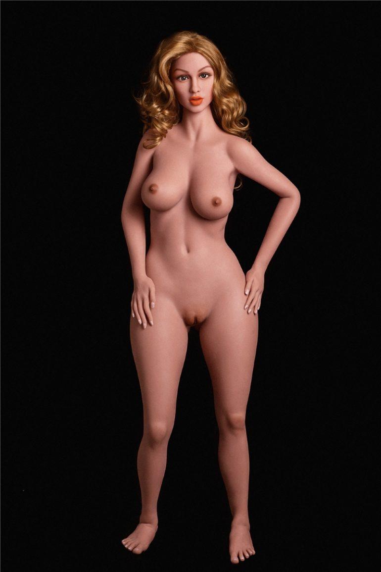 Irontech Doll 160 cm D-Cup 2 élethű szexbaba