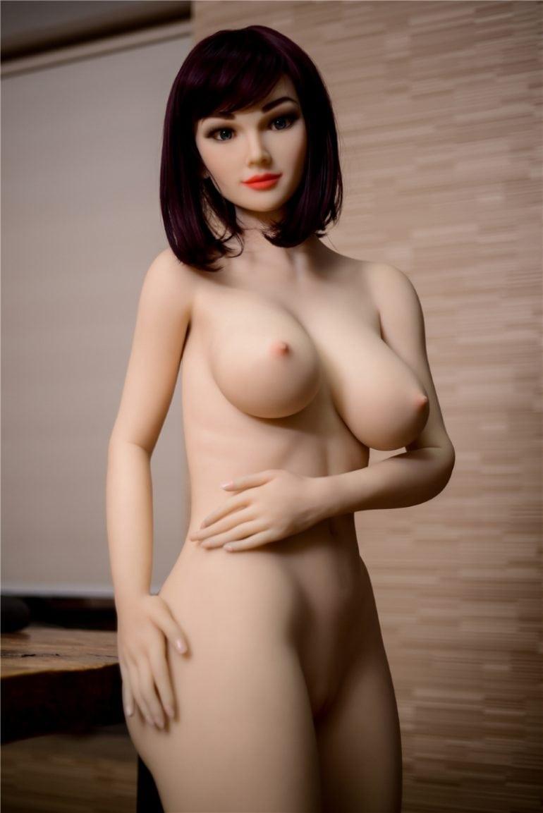 Irontech Doll 160 cm D-Cup 5 élethű szexbaba