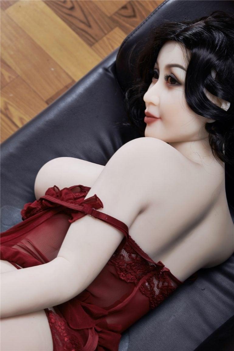 Irontech Doll 160 cm D-Cup 9 élethű szexbaba