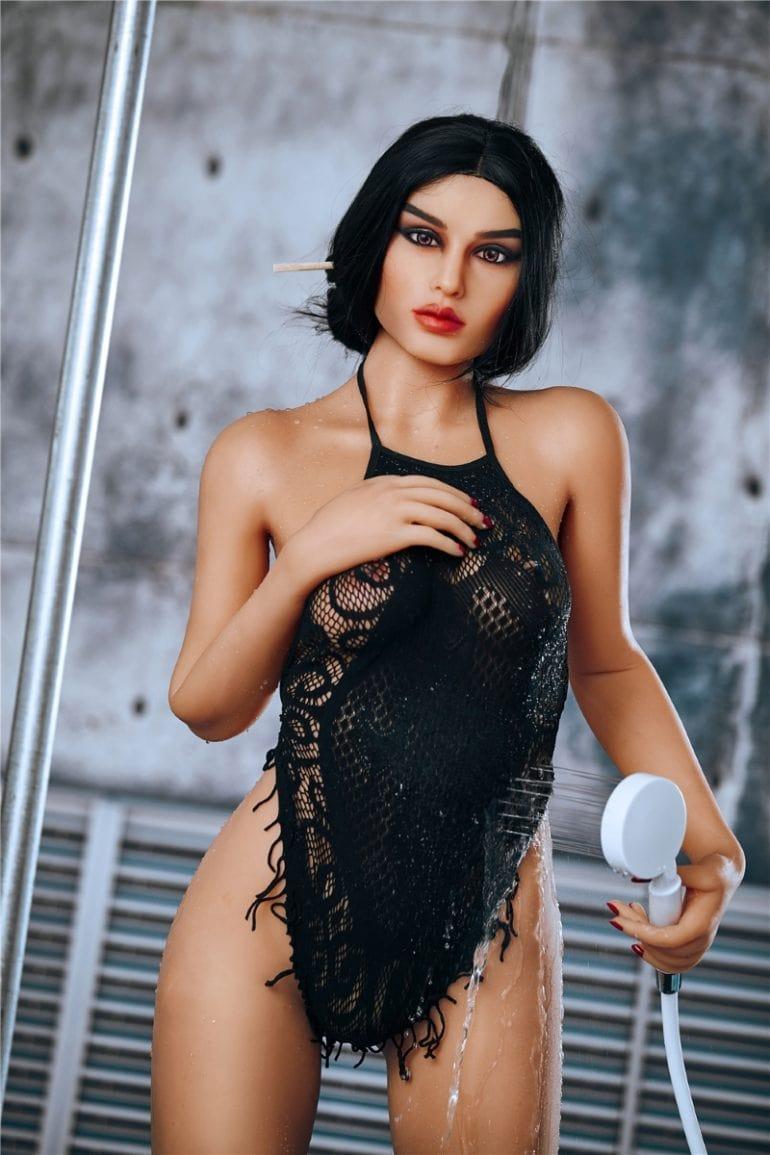 Irontech Doll 163 cm B-Cup 9 élethű szexbaba