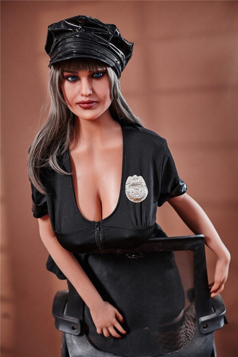 Irontech Doll 163 cm G-Cup 10 élethű szexbaba