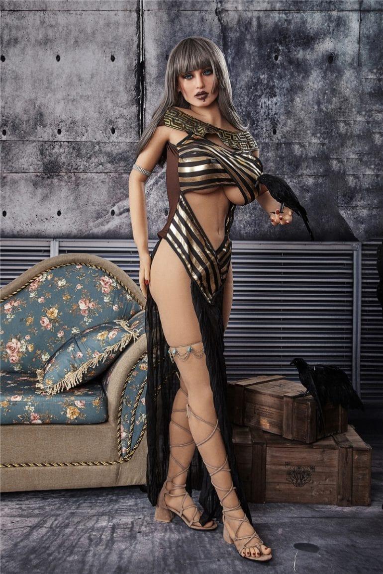 Irontech Doll 163 cm G-Cup 12 élethű szexbaba