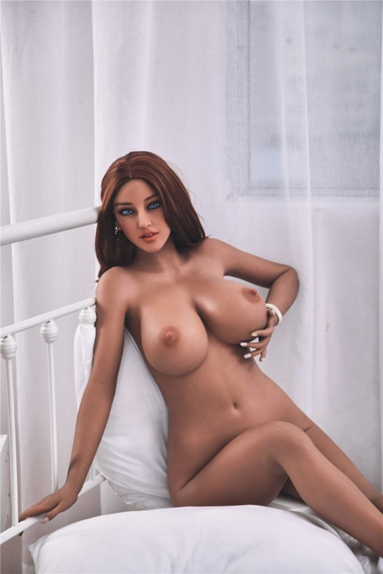 Irontech Doll 163 cm G-Cup 2 élethű szexbaba