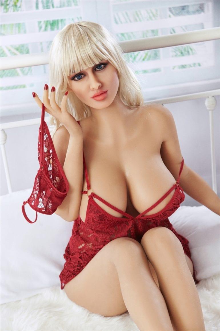 Irontech Doll 163 cm G-Cup 4 élethű szexbaba