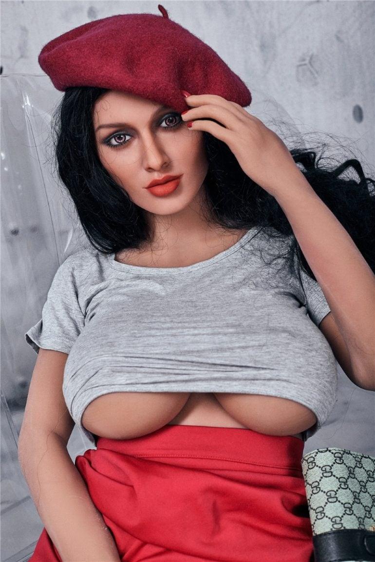 Irontech Doll 163 cm G-Cup 5 élethű szexbaba