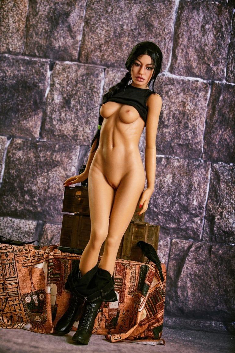 Irontech Doll 165 cm A-Cup 10 élethű szexbaba