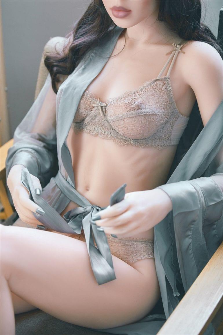 Irontech Doll 165 cm A-Cup 2 élethű szexbaba