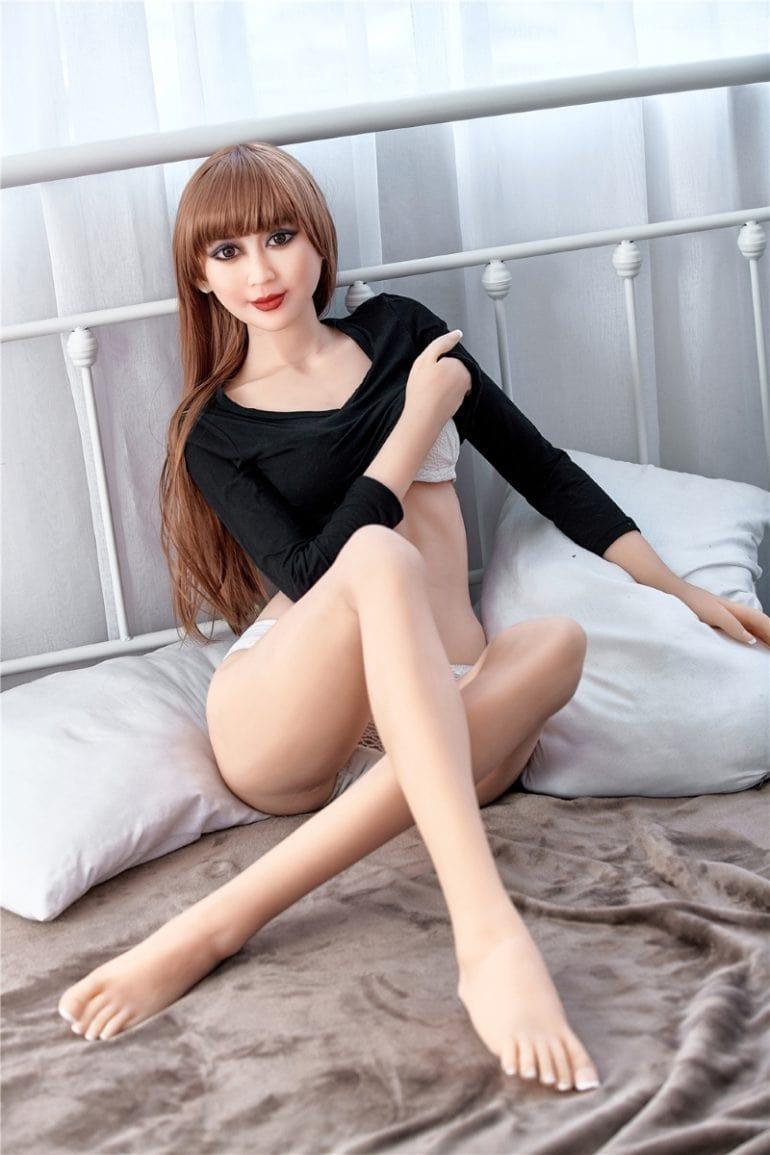 Irontech Doll 165 cm A-Cup 4 élethű szexbaba