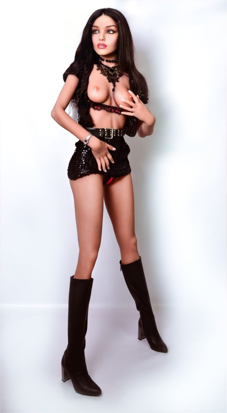 Irontech Doll 165 cm A-Cup 6 élethű szexbaba