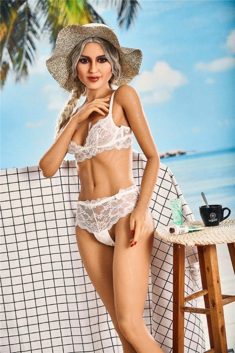 Irontech Doll 165 cm A-Cup 7 élethű szexbaba