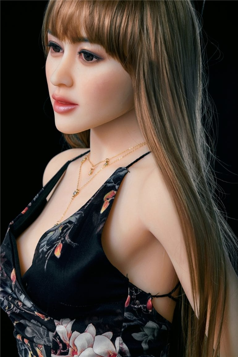 Irontech Doll 165 cm A-Cup 8 élethű szexbaba