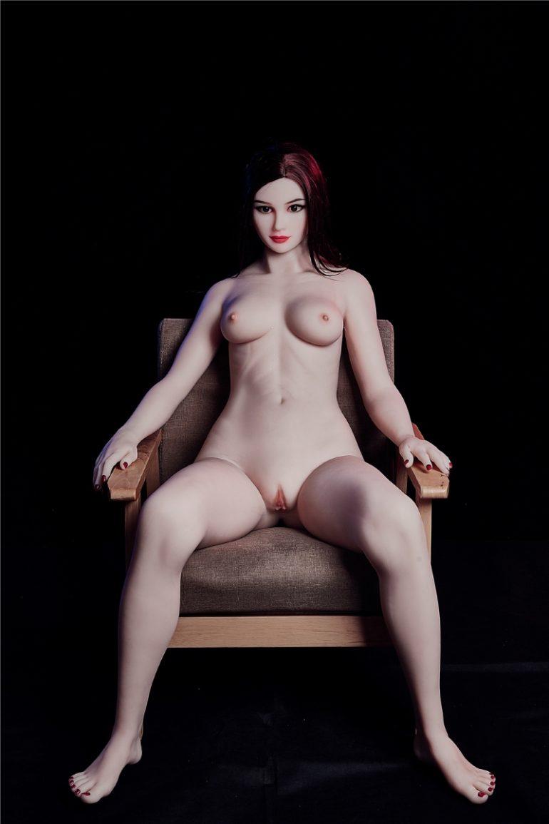 Irontech Doll 168 cm B-Cup 3 élethű szexbaba