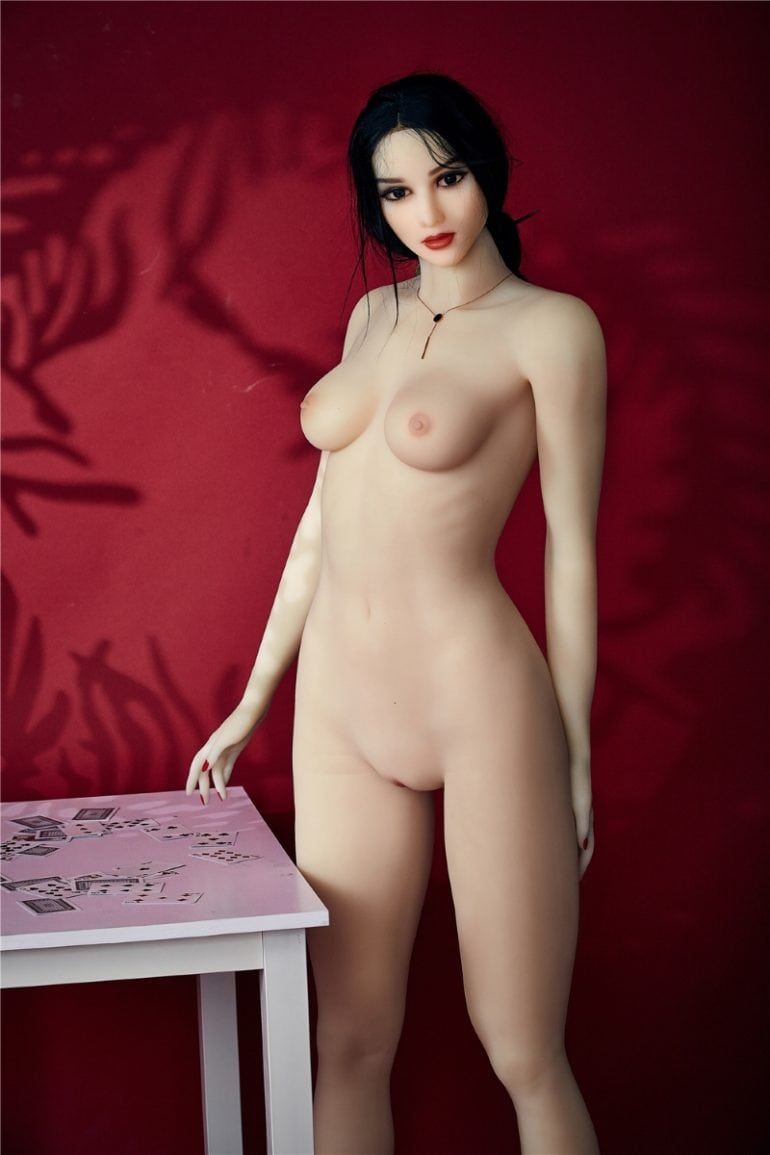 Irontech Doll 168 cm C-Cup 10 élethű szexbaba