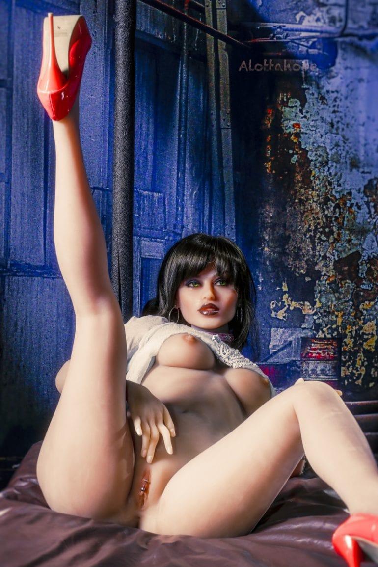 Irontech Doll 168 cm C-Cup 12 élethű szexbaba