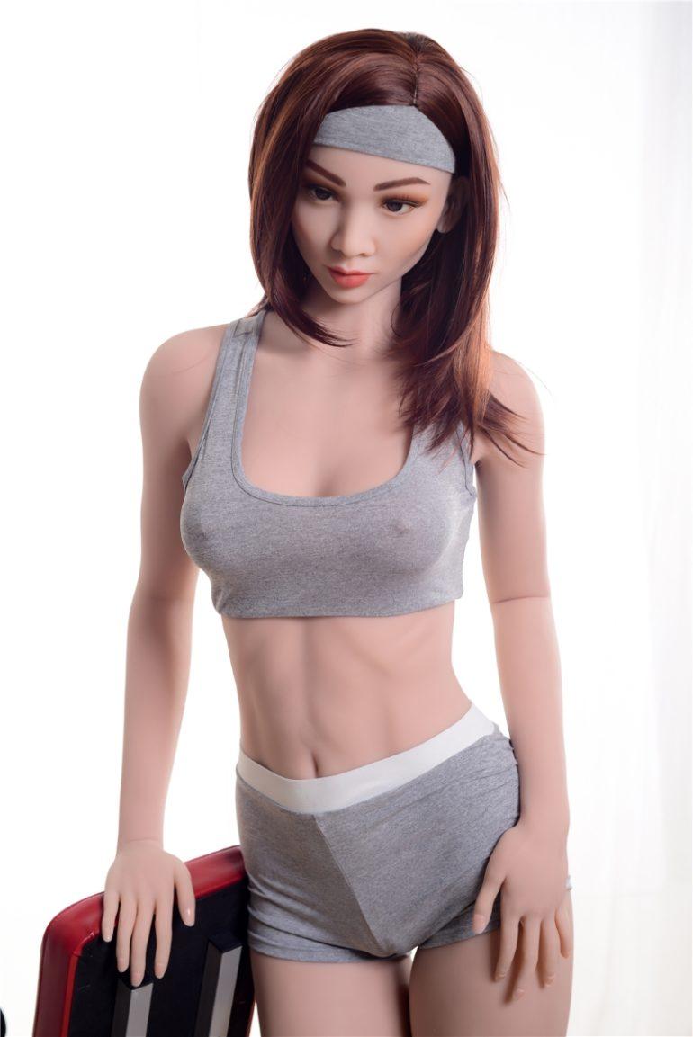 Irontech Doll 168 cm C-Cup 3 élethű szexbaba