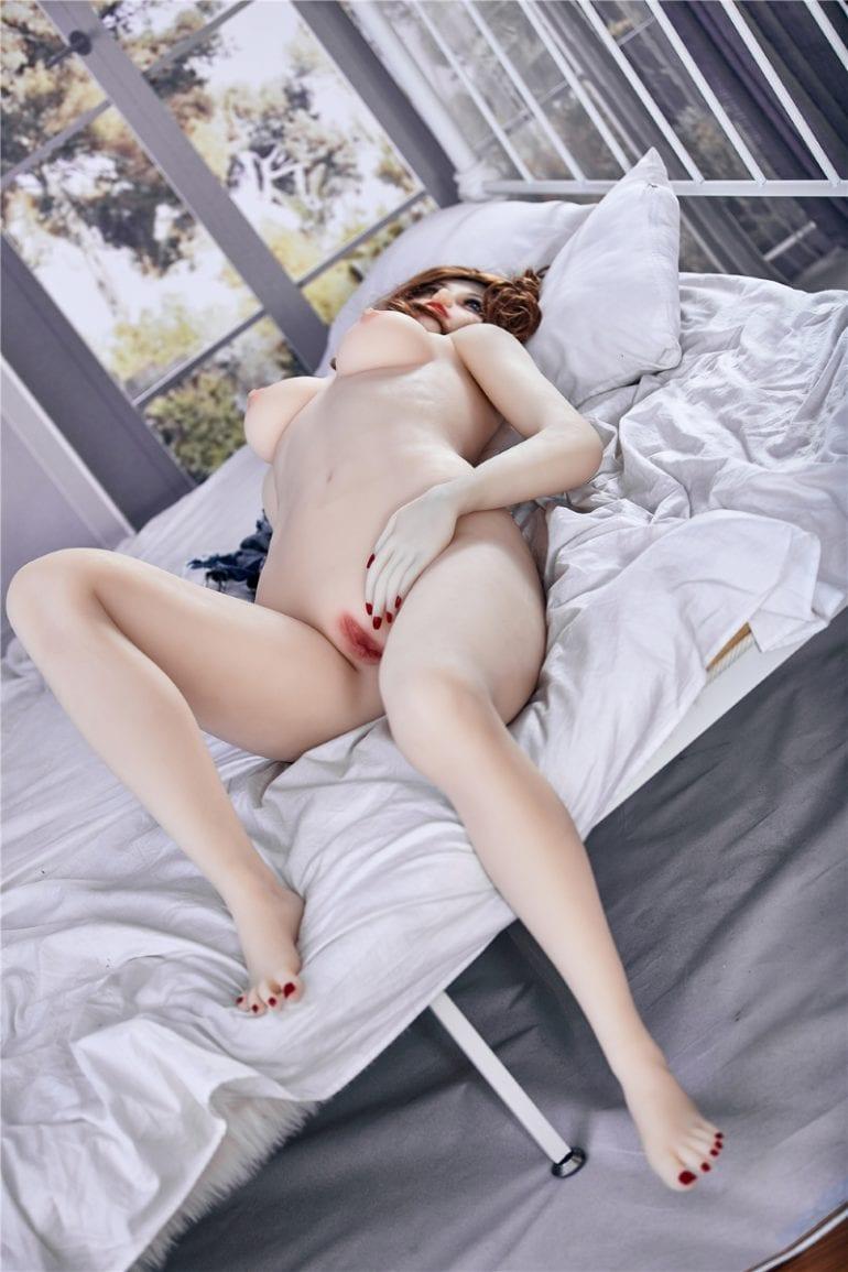 Irontech Doll 168 cm C-Cup 7 élethű szexbaba