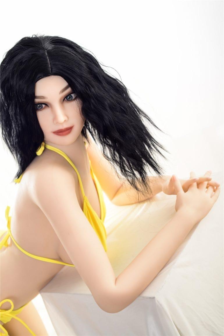 Irontech Doll 169 cm E-Cup 3 élethű szexbaba