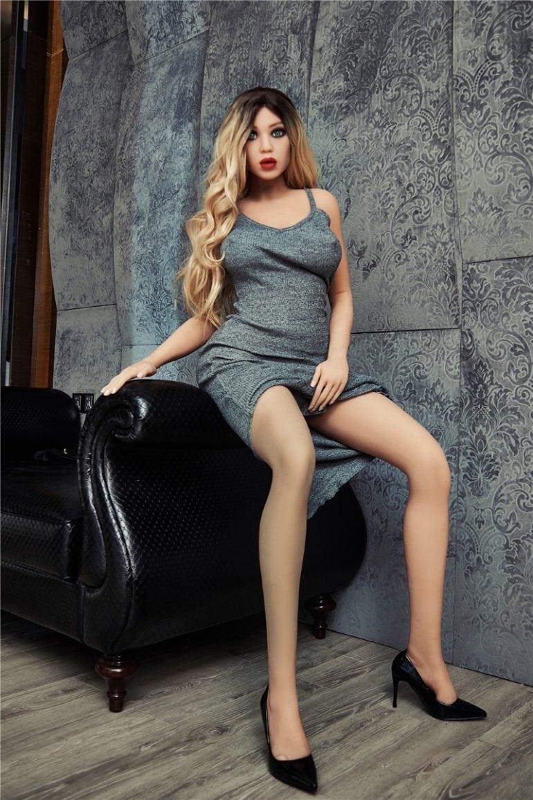 Irontech Doll 169 cm E-Cup élethű szexbaba