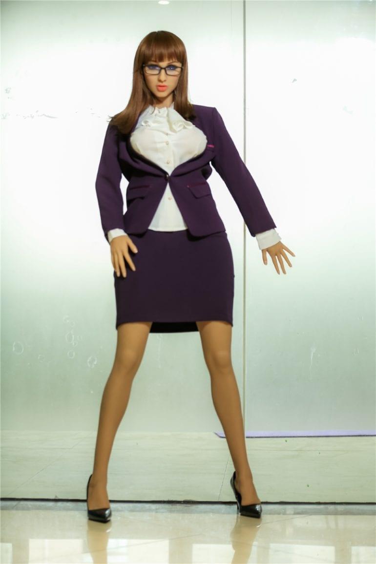 Irontech Doll 170 cm D-Cup 4 élethű szexbaba