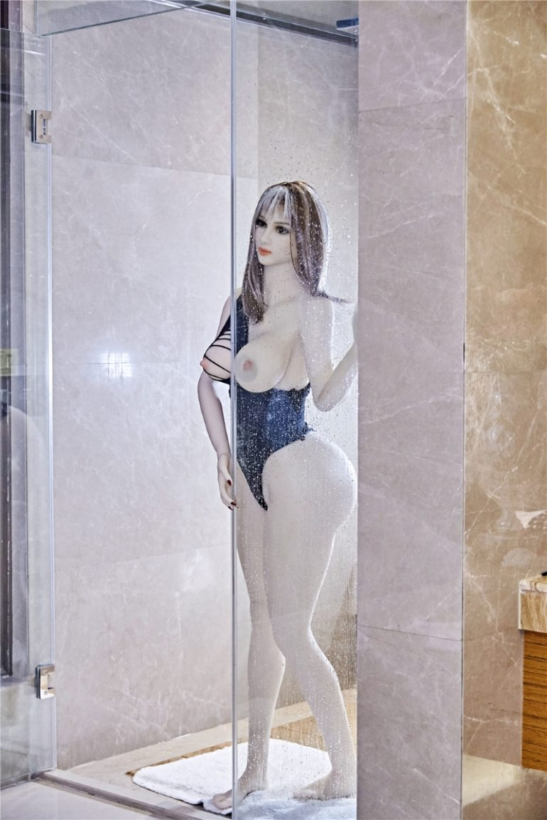 Irontech Doll 170 cm D-Cup 5 élethű szexbaba