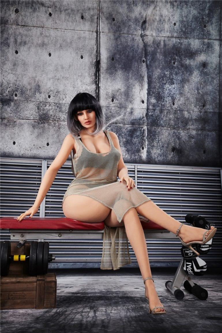 Irontech Doll 170 cm D-Cup 6 élethű szexbaba